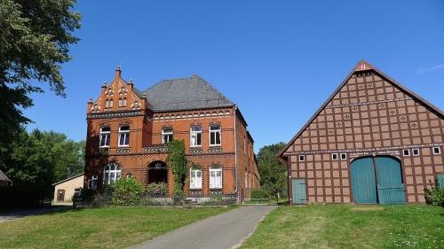 Rübenburg Güstritz