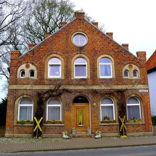 Haus am St.-Annen-Friedhof Dannenberg