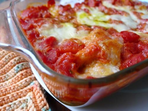 Brennnessel-Lasagne