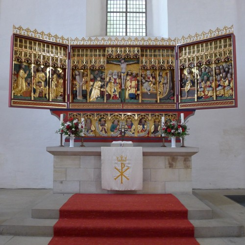 Dannenberg_Kirche_Altar
