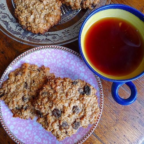 Kekse zum Tee