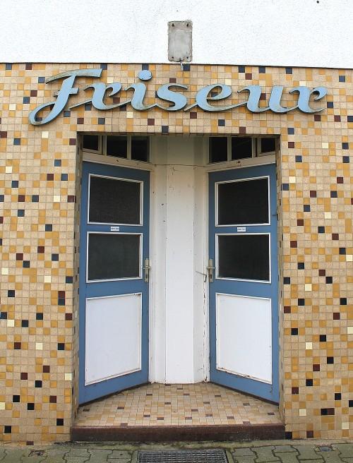 Friseurladen in Gartow
