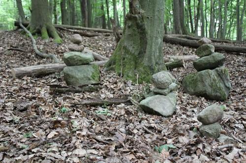 Noch mehr Steinmännchen