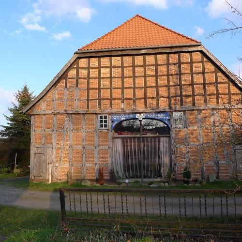 Hallenhaus in Schaafhausen